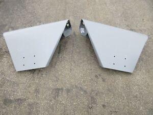 Set of fenders for John Deere 3010 3020 4010 4020 2510 2520