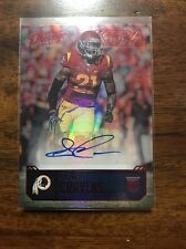 2016 Prestige Su'a Cravens Xtra Points Red Rookie Auto!!!