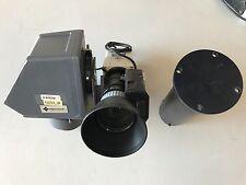 Sony ExwaveHAD 3CCD Camera DXC-990, Fujinon Lens & Pro Four 1010RP Tilt Head