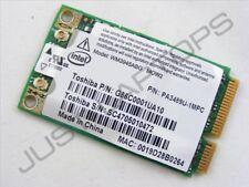 Toshiba Satellite A100 Mini-PCIe Wi-Fi 802.11 A/B/G Wireless Card G86C0001UA10