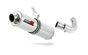 Exhaust silencer muffler DOMINATOR ROUND CAN AM SPYDER GS 990 07-12 + DB KILLER