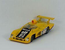 Solido Alpine Renault A442B winner Le Mans 1978 #87 Didier Pironi Excellent