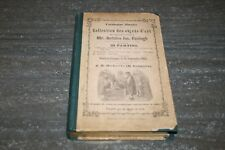ANCIEN CATALOGUE ILLUSTRÉ DES COLLECTION D'OBJETS D'ART 1865.