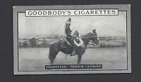 GOODBODY - WAR PICTURES - TRUMPETER, FRENCH CAVALRY