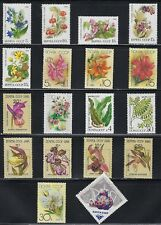 Flowers  on MNH Stamps from Russia........N74...........B 8330