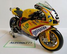 MINICHAMPS 1/12 DUCATI 999RS Marco Borciani 2004 Superbike Bike Moto NEW & RARE