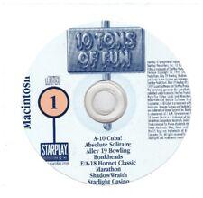 10 tonnellate di divertimento Disc 1 per Apple Macintosh da STARPLAY Productions