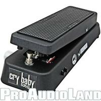 Jim Dunlop 535Q Cry Baby Multi-Wah Wah Effect Pedal Factory Package NEW
