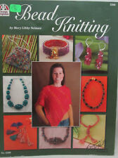 Design Originals bead knitting Patterns - Jewelry, Clothing, Purse