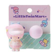 SANRIO LITTLE TWIN STARS TENNIS SERIES PONY HOLDERS LALA 382957A