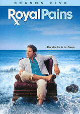 Royal Pains: Season 5, New DVD, Reshma Shetty, Paulo Costanzo, Mark Feuerstein,
