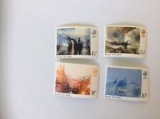 Turner Collection Stamps x 4