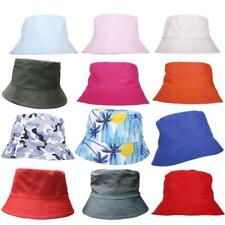 Sun Proof Kids Boys Girls Cute Sun Block Fisherman Bucket Hat Summer Hats Cool