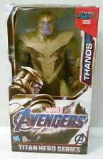 Marvel Avengers End Game Titan Hero Series Power FX Thanos