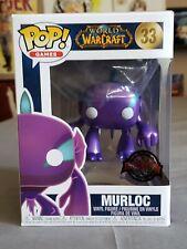 Funko Blizzard World of Warcraft Murloc Exclusive