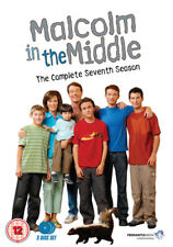 Malcolm in the Middle: The Complete Series 7 DVD (2013) Frankie Muniz cert 12 3