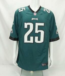Nike NFL On Field Philadelphia Eagles Jersey LeSean McCoy #25 Green Men's XL