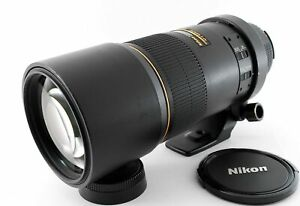 [Excellent] Nikon AF-S Nikkor 300mm F/4 D IF ED Telephoto Lens From Japan #2494