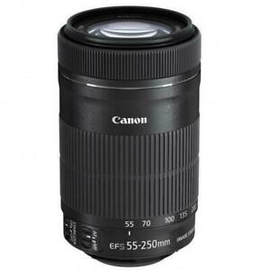 Canon EF-S 55-250 mm F/4.0-5.6 IS Lens