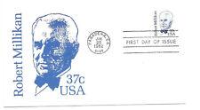 1866 37c Robert Millikan, Andrews, FDC
