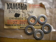 NOS Yamaha Clutch Plain Washer 83-94 YZ80 84-85 YZ490 74 YZ360 92990-06200 QTY5