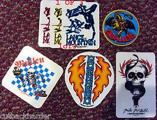 Powell Peralta Bones Brigade Caballero McGill Mullen Lance Mountain Stickers NEW