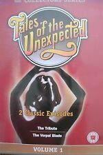Tales Of The Unexpected Vol.1 (DVD) . FREE UK P+P ..............................
