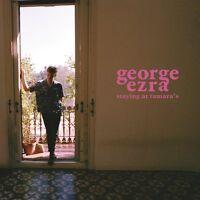 GEORGE EZRA 'STAYING AT TAMARA'S' CD (2018)