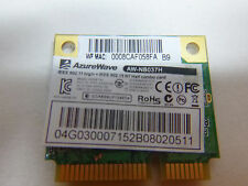 AzureWave AW-GB037H compatible with AW-NB038H Half Height Wireless/BT Card