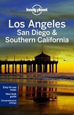 NEW Lonely Planet Los Angeles, San Diego & Southern California (Travel Guide)