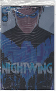 DC NIGHTWING #78 NMINT+ WONDERCON SILVER FOIL VARIANT 2021 Comic Con Exclusive