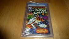 Fantasy Masterpieces 9 CGC 9.4 (1980, Marvel Comics) starring The Silver Surfer