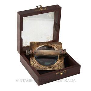Magnifying Glass - Sherlock Holmes (Folding) - Vintage World Australia