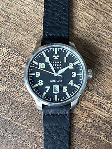 "Terra Cielo Mare ""MC-72 Air First"" Automatic Pilot Watch (TCM) Rare!"