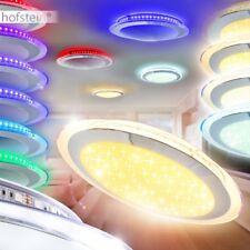 Lampada RGB LED Luce Multicolore Telecomanco Dimmerabile Salotto Cucina Cromo