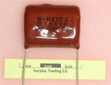 Panasonic ECW-H Metallized Polypropylene Film Capacitor 6200pF 1500Vac
