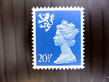 GB SCOTLAND Machin 20½p SGS46 Unmounted Mint NEW SALE PRICE FP2373