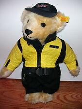 Steiff Polo Sport Ralph Lauren Bear Ski Jacket Made in Germany teddy rare vtg