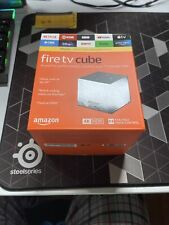 🔥 Amazon Fire TV Cube (1st Gen) 4K HDR