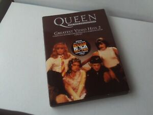 Queen The DVD Collection Greatest Video Hits 2 - Box Set - 2-Disc 2003