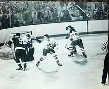 Gordie Howe  Ted Lindsay  Johnny Bower 16x20 photo Detroit Red Wings Toronto
