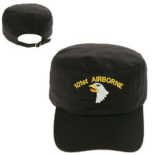 101ST AIRBORNE SCREAMING EAGLE MILITARY CADET ARMY CAP HAT HUNTER CASTRO