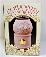 Vintage Pink Potpourri Cooker