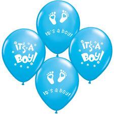 15 x Its a Boy Luftballons Babyshower Babyboy Bebekparty Bebek Sekeri Party Deko