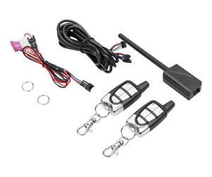 NEW Crimestopper REVO-4.1 1-Way RF Add-On Kit w/ Two 5 Button Remotes