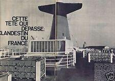 Coupure de presse Clipping 1962 Suspense à Chamonix pour les Mondiaux (16 pages)