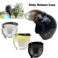 rétro protection contre le vent la visière de moto pare - brise casque lens