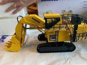 Komatsu Model Super Shovel PC3000