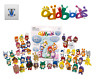 RP2 ODDBODS AF3101X Collectible Figurines, Chuddiki, 1 of 50 , Cartoon Character