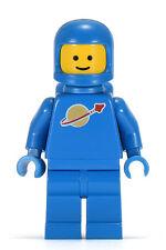 LEGO SPACE BLAU ASTRONAUT DÜNNES ARMBAND MINIFIGUR MIT AIRTANK